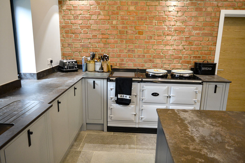 AG Quartz Rusty Concrete (cabinetry by Wright Property Developments Ltd)